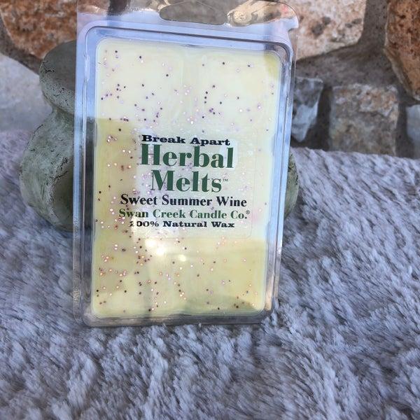 Swan Creek Sweet Summer Wine Herbal Melts