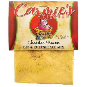 Cheddar Bacon Dip & Cheeseball Mix