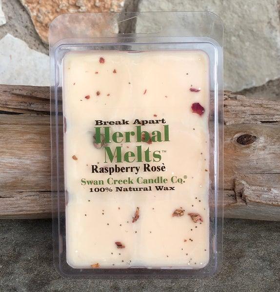 Swan Creek Raspberry Rose Herbal Melts