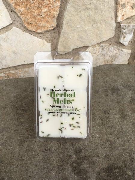 Swan Creek Spring Thyme Herbal Melts