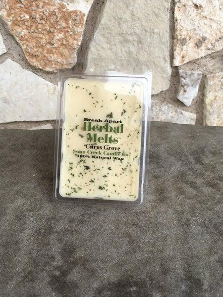 Swan Creek Citrus Grove Herbal Melts