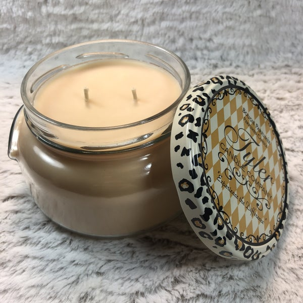 Tyler 22 Oz Patchouli 2 Wick Candle