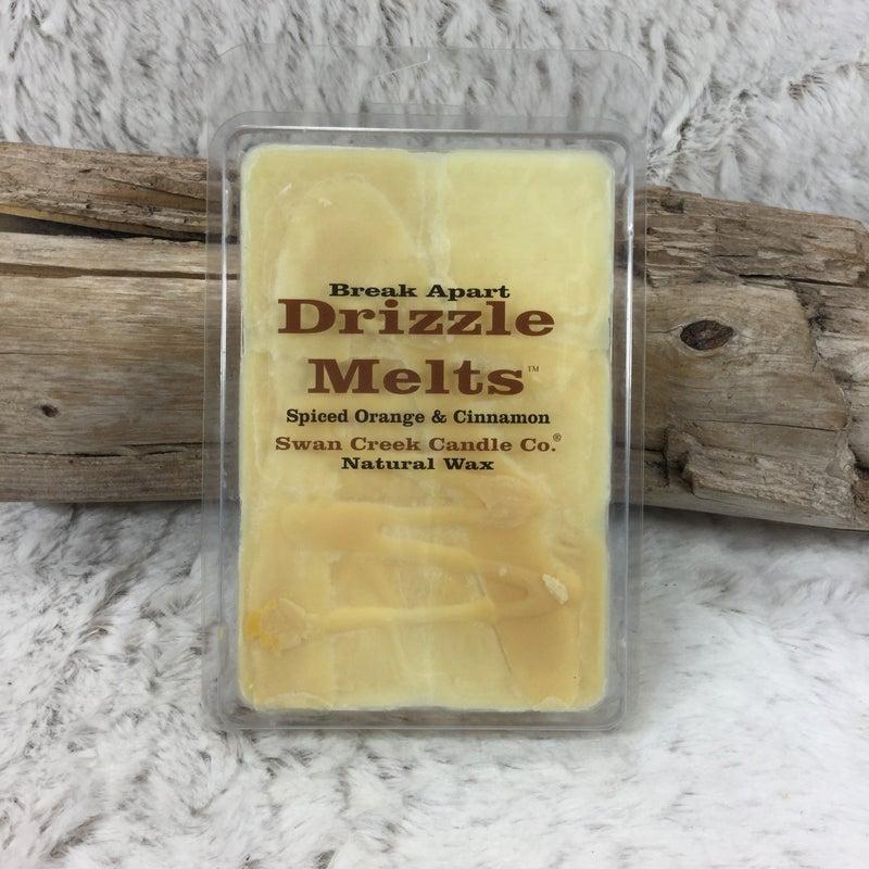 Swan Creek Spiced Orange & Cinnamon Drizzle Melts