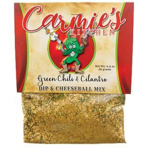 Green Chile & Cilantro Dip & Cheeseball Mix