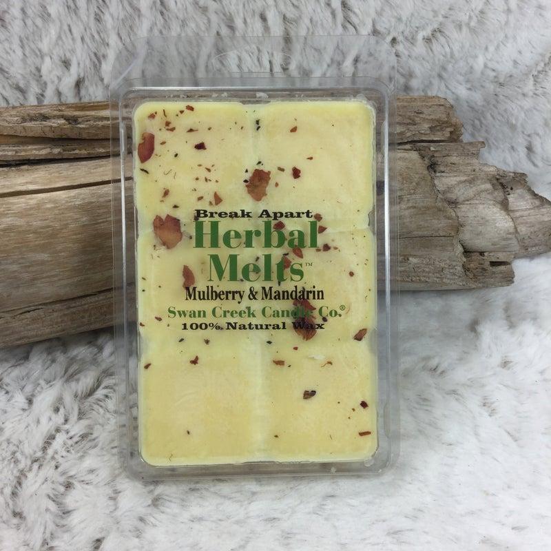 Swan Creek Mulberry & Mandarin Herbal Melts