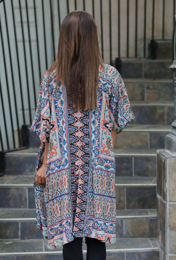 Ocean Hippie Kimono