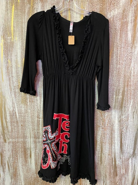 Texas Tech 3/4 Sleeve Spirit Dress