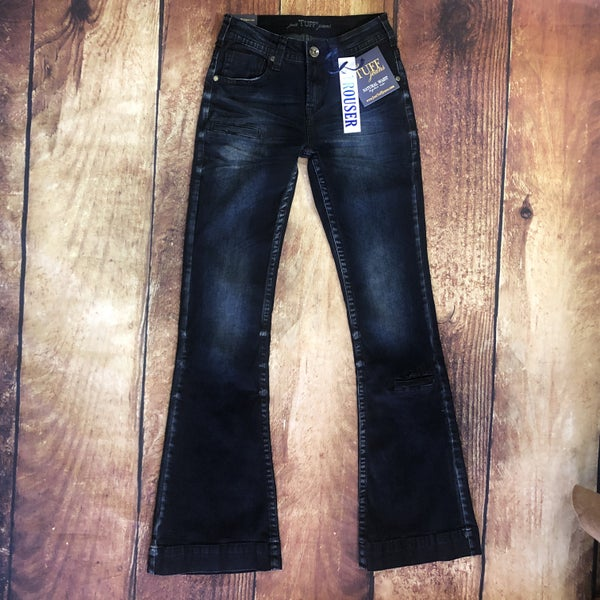 Just Tuff Vintage Blue Trouser Jean SIZE