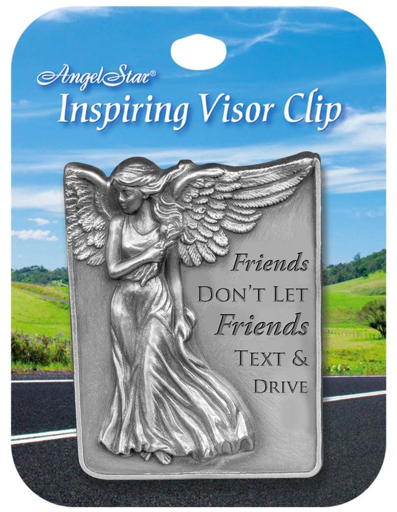 AngelStar Square Friends Don't Let Friends Text & Drive