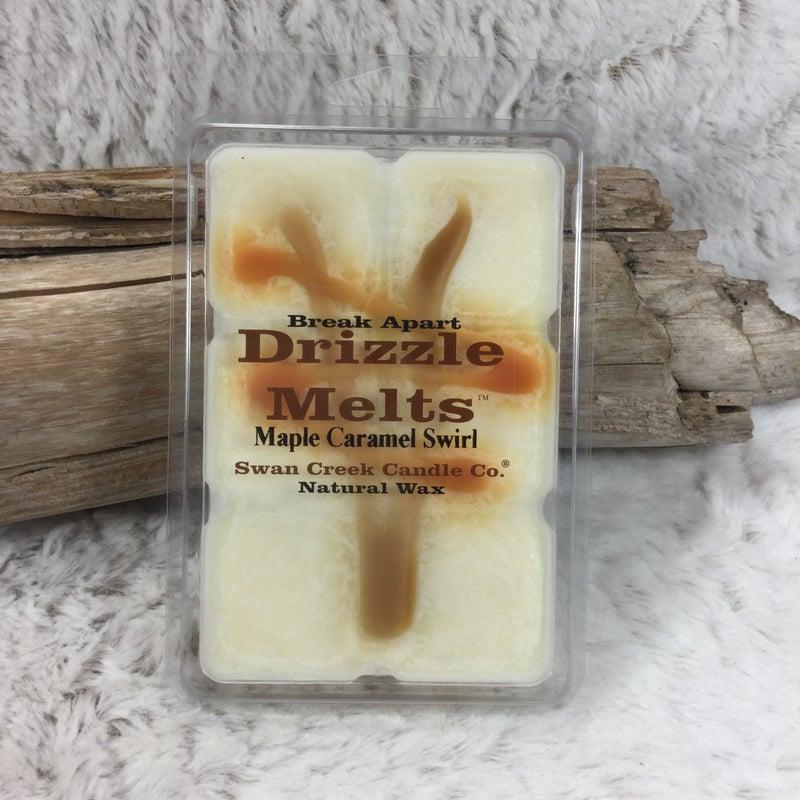 Swan Creek Maple Caramel Swirl Drizzle Melts