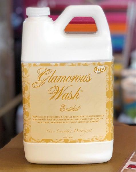 Tyler 1/2 Gallon Entitled Glamorous Wash Laundry Detergent