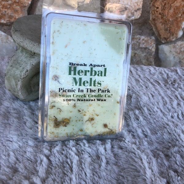 Swan Creek Picnic In The Park Herbal Melts