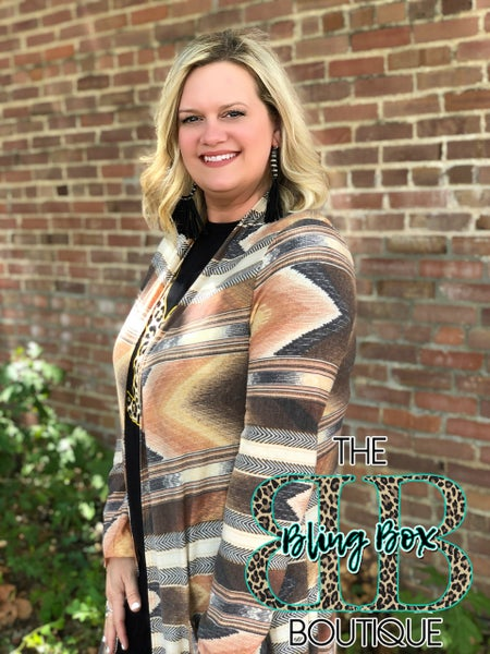 The Harvest Ranch Cardigan
