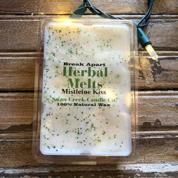 Swan Creek Mistletoe Kiss Herbal Melts