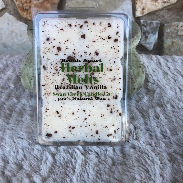 Swan Creek Brazilian Vanilla Herbal Melts