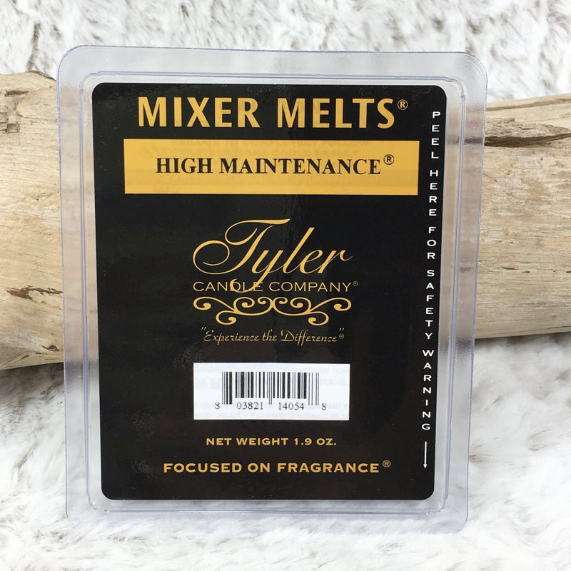 Tyler High Maintenance Mixer Melts