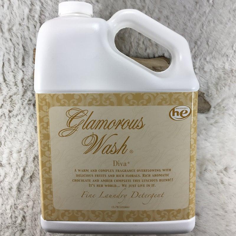 Tyler 1 Gallon Diva Glamorous Wash Laundry Detergent