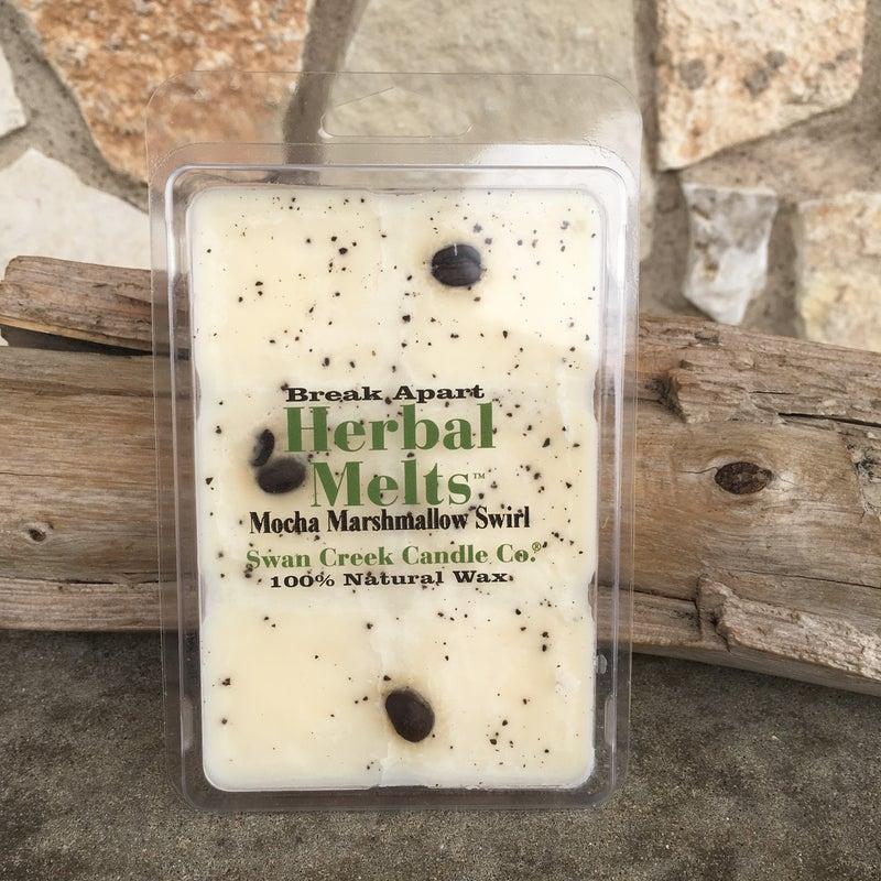 Swan Creek Mocha Marshmallow Swirl Herbal Melts