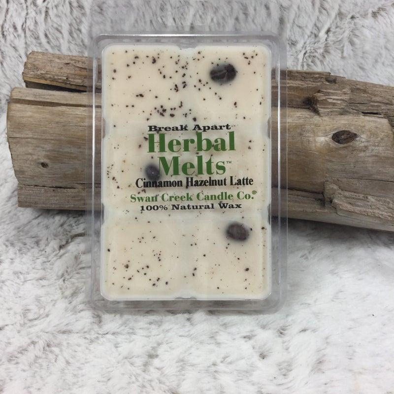 Swan Creek Cinnamon Hazelnut Latte Herbal Melts