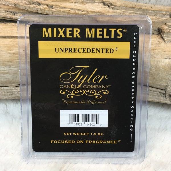 Tyler Unprecedented Mixer Melts