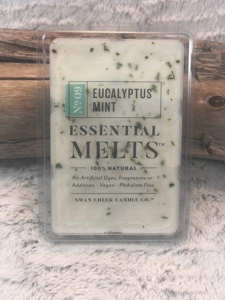 Swan Creek Eucalyptus Mint Essential Oil Melts