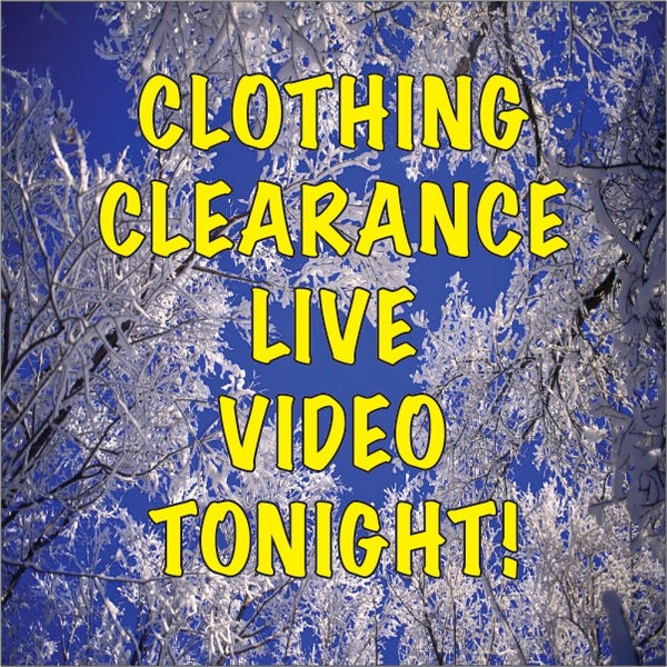 2-13-21 Clearance Video
