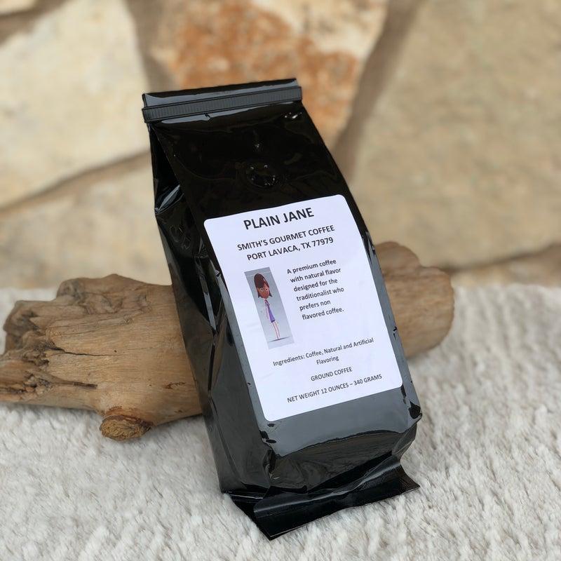 Plain Jane Gourmet Ground Coffee