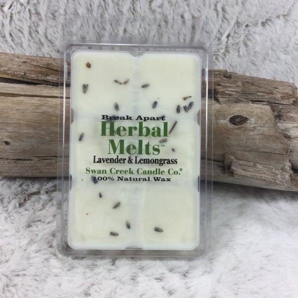 Swan Creek Lavender & Lemongrass Herbal Melts
