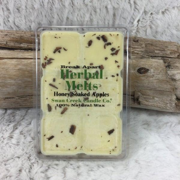 Swan Creek Honey Soaked Apples Herbal Melts