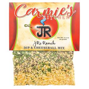 JR's Ranch Dip & Cheeseball Mix