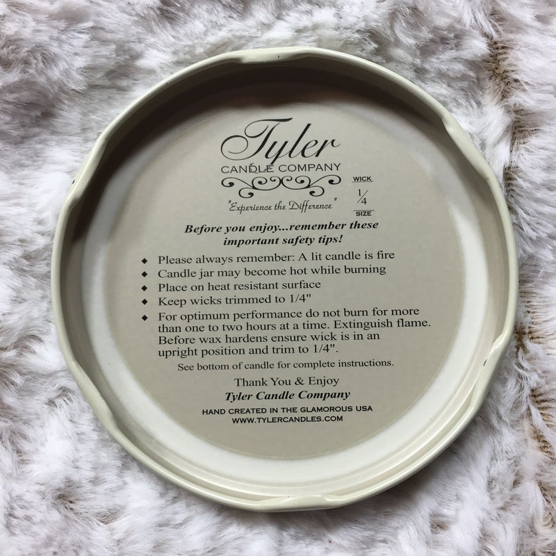 Tyler 11 Oz French Market 2 Wick Candle