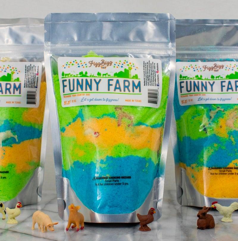 Funny Farm - Kids Bath Salts - 12 Oz.