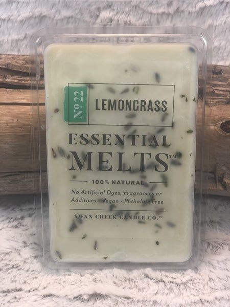 Swan Creek Lemongrass Essential Oil Melts