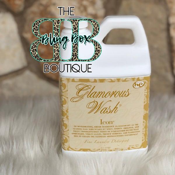 Tyler 1/2 Gallon Icon Glamorous Wash Laundry Detergent