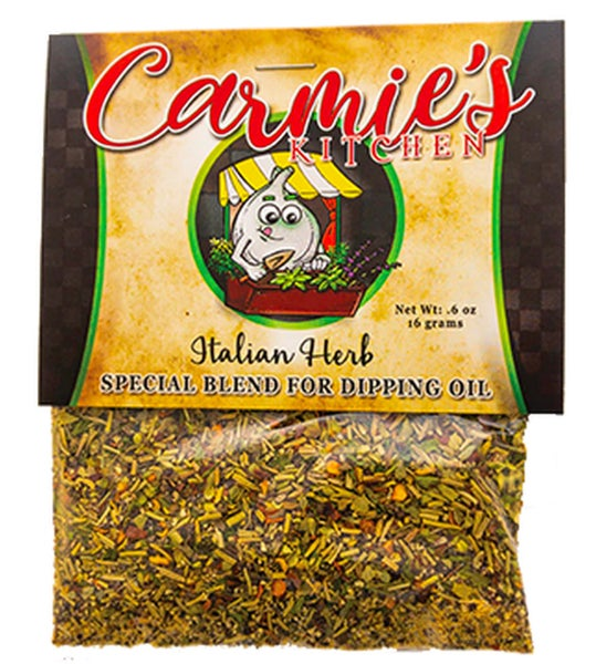 Italian Herb Special Blend for Dipping Bread Oil