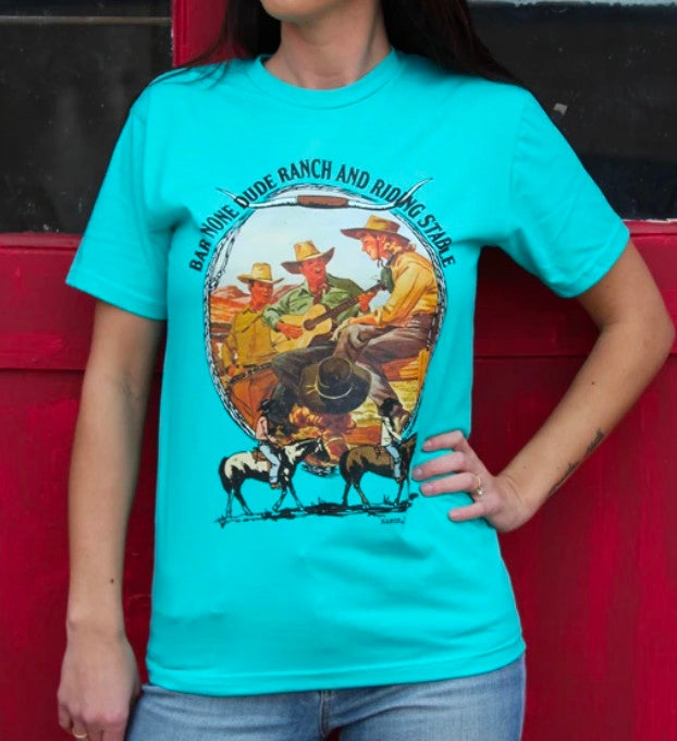 Bar None Dude Ranch & Stable on Turquoise