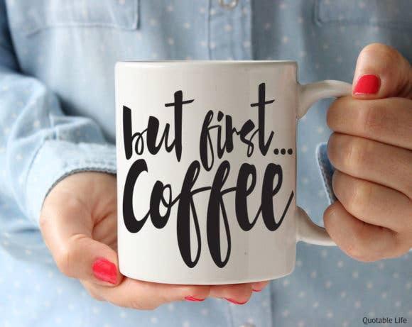 But first coffee 11oz mug