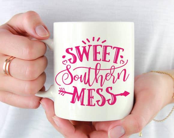 Sweet Southern Mess 11oz mug