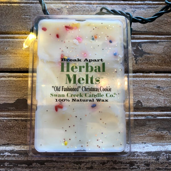 """Swan Creek """"Old Fashioned"""" Christmas Cookie Herbal Melts"""
