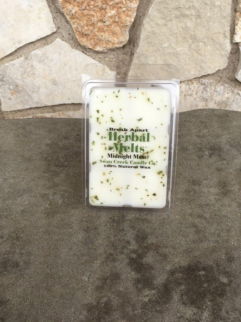 Swan Creek Key Midnight Moss Herbal Melts