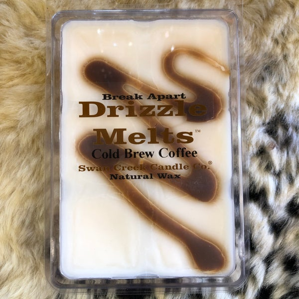 Swan Creek Cold Brew Coffee Drizzle Melts