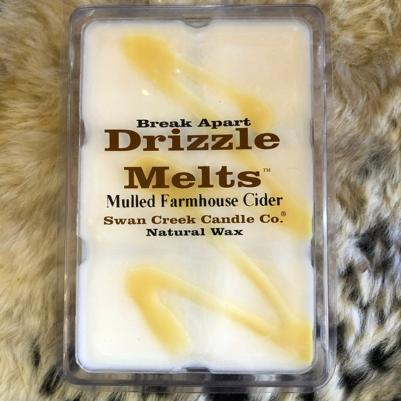Swan Creek Mulled Farmhouse Cider Drizzle Melts