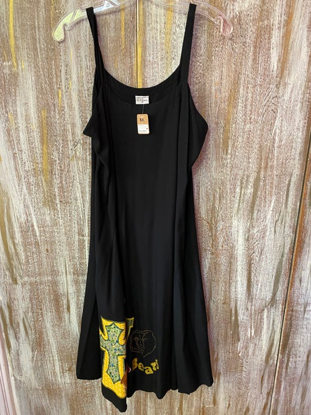 Baylor Bear Black Dress