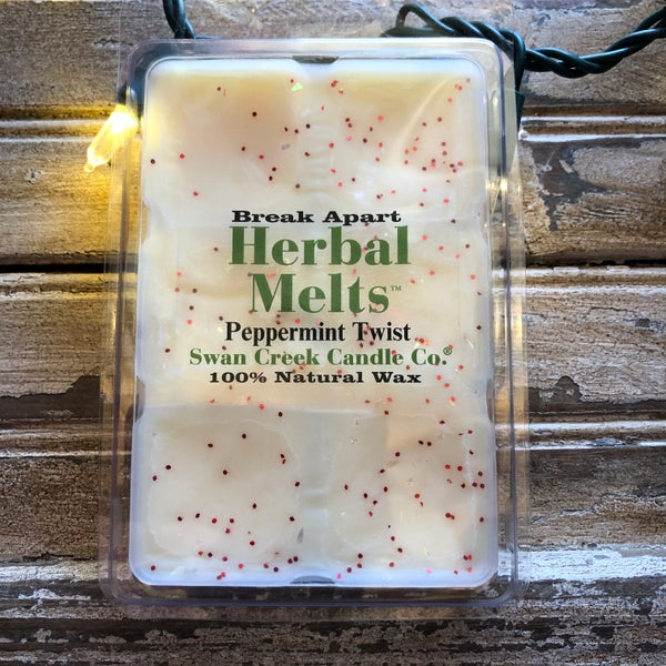 Swan Creek Peppermint Twist Herbal Melts