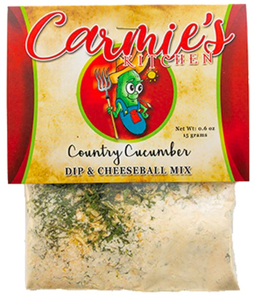 Country Cucumber Dip & Cheeseball Mix