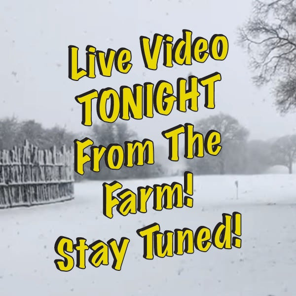 2-18-21 Live From The Farm