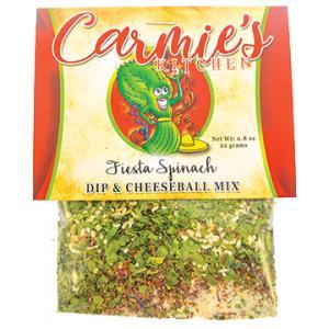Fiesta Spinach Dip & Cheeseball Mix
