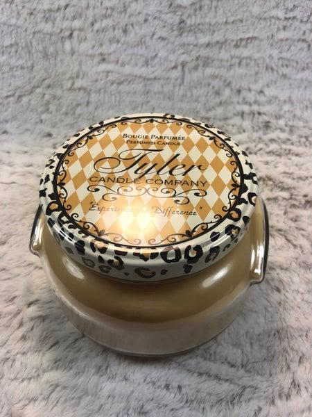 Tyler 22 Oz Orange Vanilla 2 Wick Candle