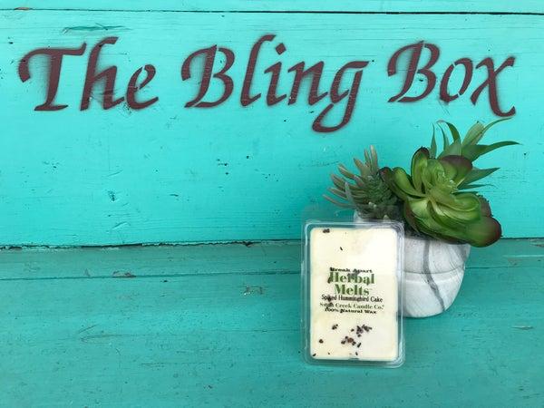 Swan Creek Spiked Hummingbird Cake Herbal Melts