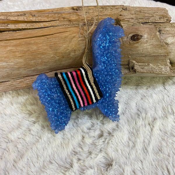 Blue Llama - Butt Naked Freshie